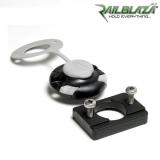 Основа за стойка Railblaza, комбинирана с преходник за бар StarPort TracNut Combo - 03-4101-11