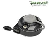 Основа за стойка Railblaza E Series USB StarPort с USB конектор за зареждане на таблет и телефон - 03-4080-11