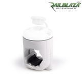 Основа за релинг Railblaza RailMount 32-41 WH за кръгли и квадратни релси - 03-4012-21-WH