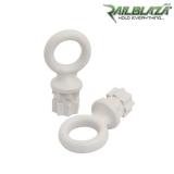 Чифт бели халки Railblaza Eye25 Pair WH - 02-4003-21-WH