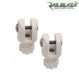 Бяла основа за сенник Railblaza Clevis/Bimini Support WH - 02-4032-21-WH