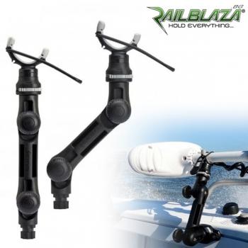 XL държач за транспорт на тролинг двигател Railblaza