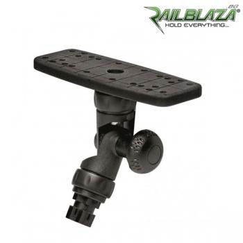 Стойка Railblaza R-Lock R за сонари Lowrance, Garmin, Humminbird - 02-4141-11