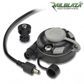 Основа за стойка Railblaza E Series 12VDC StarPort за захранване с ток - 03-4081-11