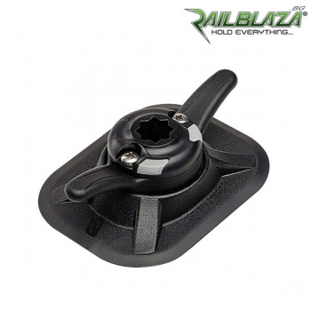 Основа Railblaza CleatPort RIBMount BLK