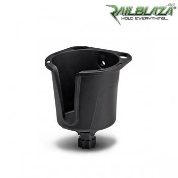 Стойка-органайзер за напитки черна Railblaza DrinkHold BLK - 02-4048-11-BLK