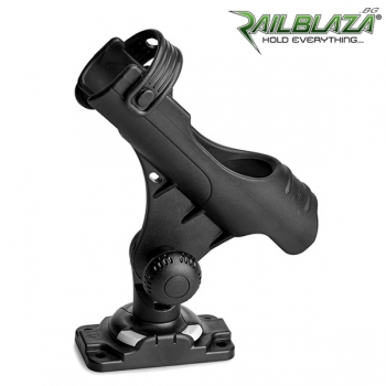 Стойка Railblaza Rod Holder R StarPort HD Kit BLK