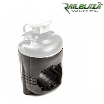 Основа за релинг Railblaza RailMount 32-41 BLK за кръгли и квадратни релси - 03-4012-11-BLK