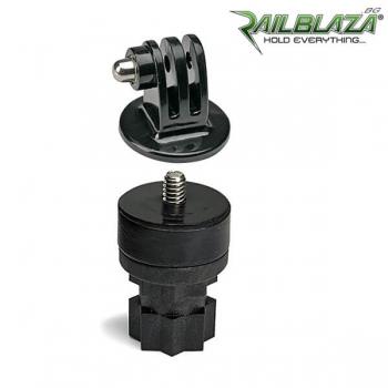 Адаптор за камера Railblaza 02-4053-11, съвместим с повечето камери на пазара
