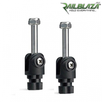Чифт ключове за гребла Railblaza Rowlock Pair BLK - 02-4047-11-BLK