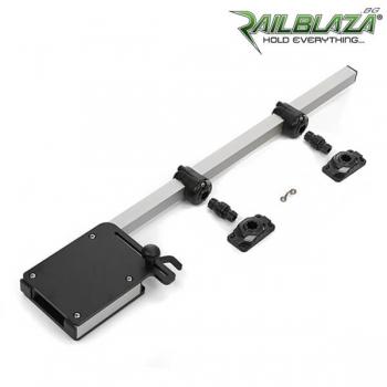 Универсална, бързо сваляема стойка за електрически двигател за каяк Railblaza Kayak Motor Mount - 04-4091-11