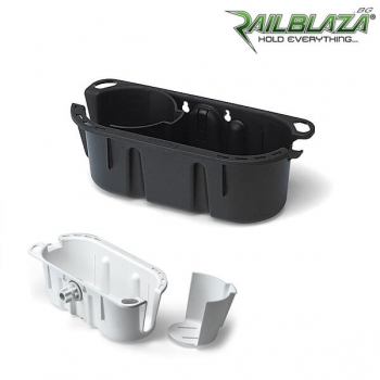 Практичен органайзер за принадлежности черен Railblaza StowPod Storage Caddy BLK - 02-4040-11-BLK
