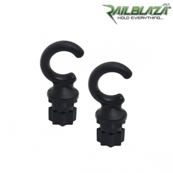 Чифт черни куки Railblaza Hook25 Pair BLK - 02-4004-11-BLK